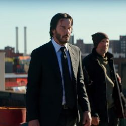 Black Tie Keanu Reeves in John Wick: Chapter 2 (2017)