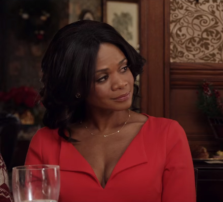 Necklace Kimberly Elise in Almost Christmas (2016)