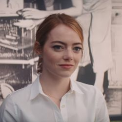 Turquoise Ball Earrings Emma Stone in La La Land (2016)