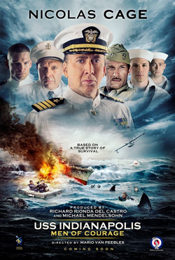 USS Indianapolis: Men of Courage products