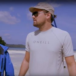 O'Neill shirt Leonardo DiCaprio in Before the Flood (2016)