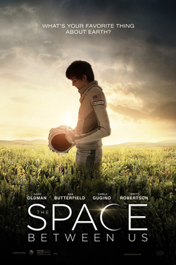 The Space Between Us (2017) products