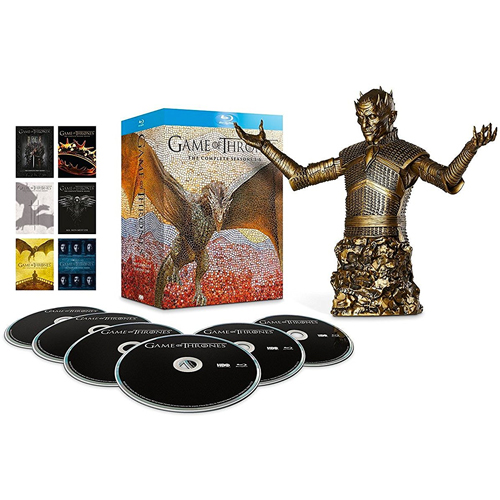 Game of Thrones - Season 1-6 Bronze Bust Edition 2016