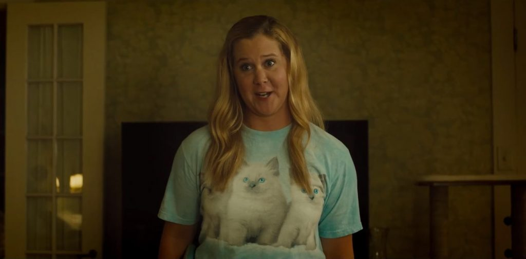Kitten T-Shirt Amy Schumer in Snatched (2017)