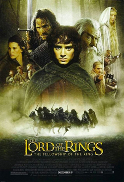 Lord of the Rings products