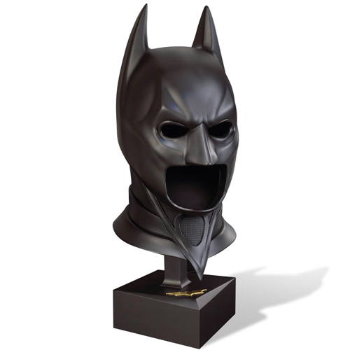 Batman Dark Knight Special Edition 1:1 Cowl Replica
