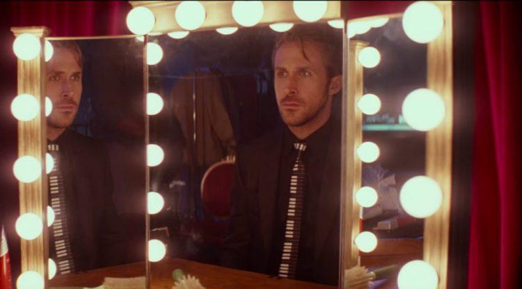 Piano necktie Ryan Gosling in La La Land (2016)
