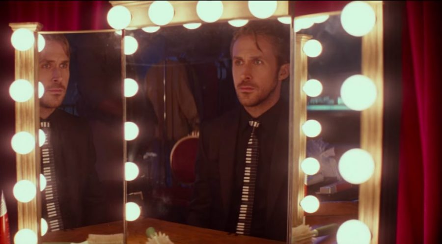 Piano necktie Ryan Gosling in La La Land (2016)
