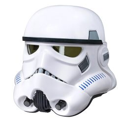 Stormtrooper helmet from Star Wars: Rogue One (2016)