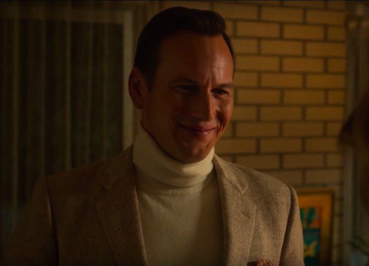 Turtleneck sweater Patrick Wilson in A Kind of Murder (2016)