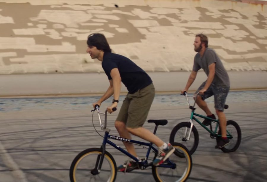 BMX bike Demetri Martin in Dean (2016)