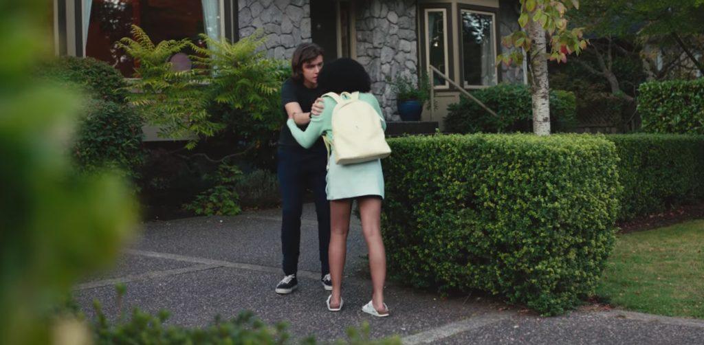 Backpack Amandla Stenberg in Everything, Everything (2017)