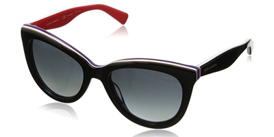 Dolce & Gabbana DG4207 Cat Eye Sunglasses