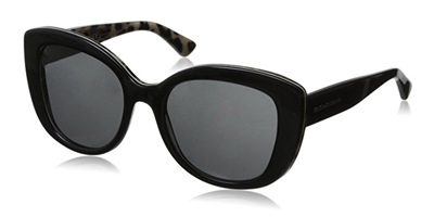 Dolce & Gabbana Enchanted Beauties Cat Eye Sunglasses