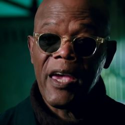 Sunglasses Samuel L. Jackson in xXx: Return of Xander Cage (2017)