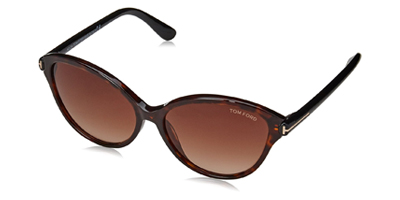 Tom Ford Priscilla Cateye Sunglasses TF342