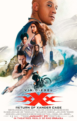 xXx: Return of Xander Cage products