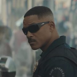 Wiley X sunglasses Will Smith in Bright (2017)