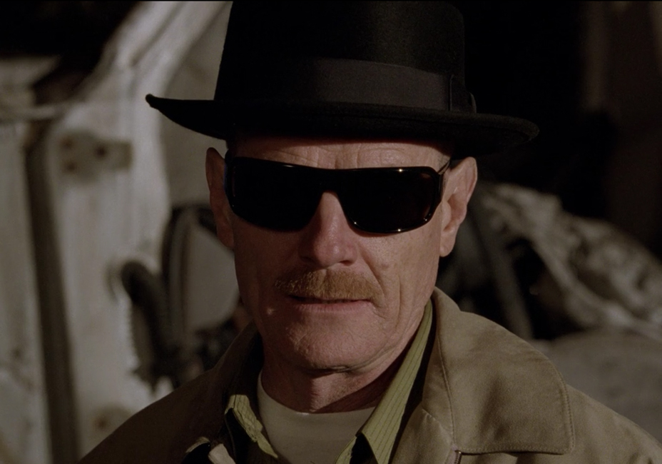 c622864c18a Black hat Walter White (Heisenberg) in Breaking Bad