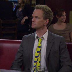 Barney Stinson's Rubbery Duck Necktie in How I Met Your Mother