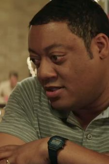 Casio wristwatch Cedric Yarbrough in The House (2017)