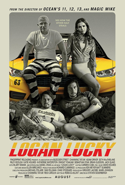 Logan Lucky products
