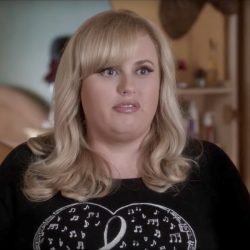 Music Note Heart Sweatshirt Rebel Wilson in Pitch Perfect 3 (2017)