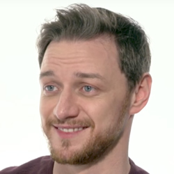 James McAvoy products