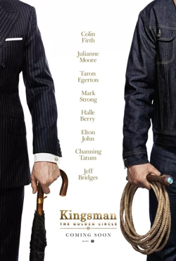 Kingsman: The Golden Circle products