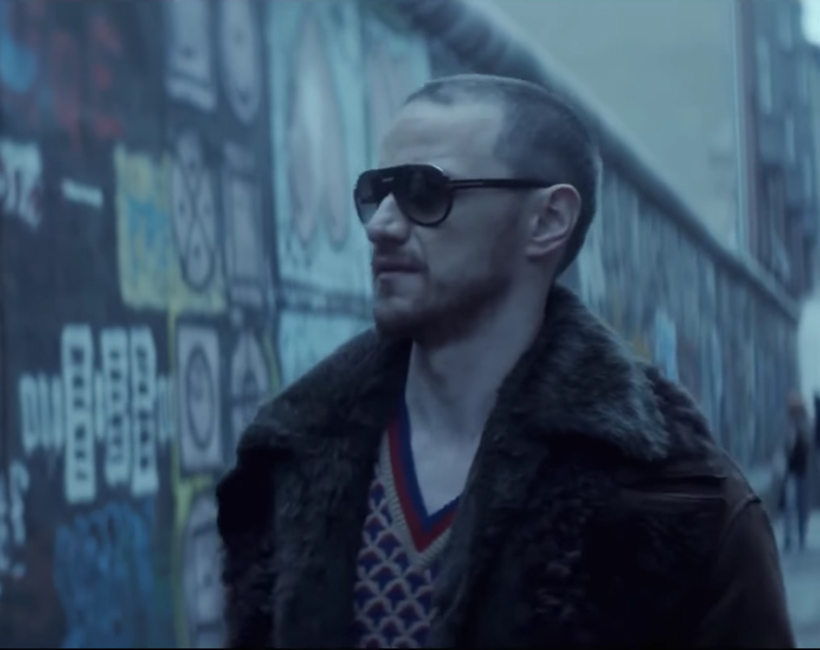 Sunglasses James McAvoy in Atomic Blonde (2017)