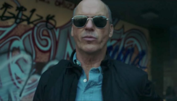 Sunglasses Michael Keaton in American Assassin (2017)