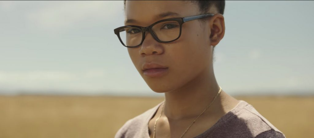 Glasses Storm Reid in A Wrinkle in Time (2018)