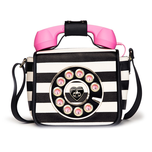 Black And White Striped Telephone Bag Tiffany Haddish In S Trip