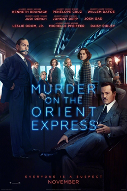 Buy Murder on the Orient Express (2017) products