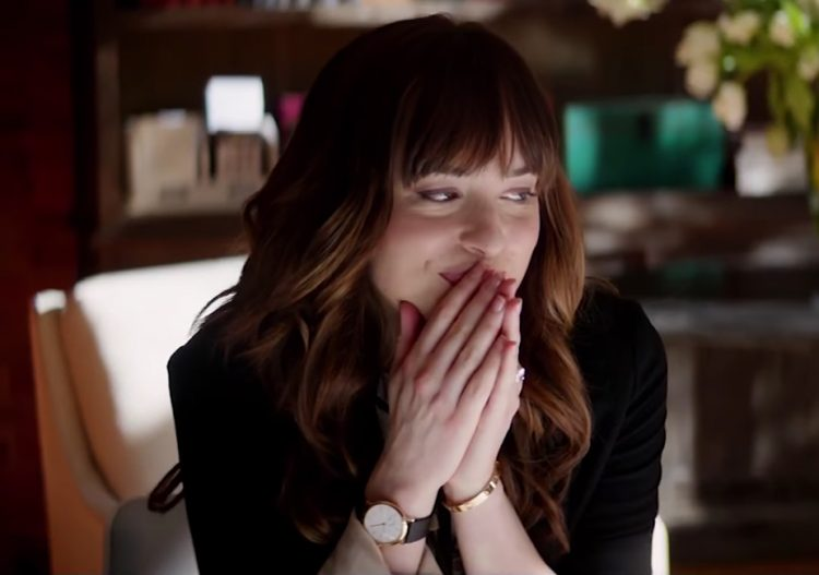 Wristwatch Dakota Johnson in Fifty Shades Freed (2018)
