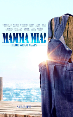Mamma Mia! Here We Go Again products