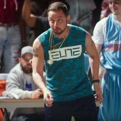Nike Elite shirt Nick Kroll in Uncle Drew (2018)