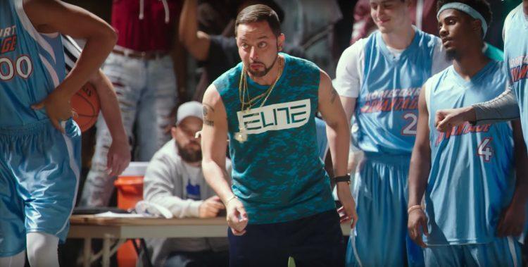 Nike Elite shirt Nick Kroll in Uncle Drew (2018)