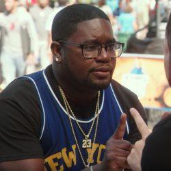 Number 23 Jordan Pendant LilRel Howery in Uncle Drew (2018)