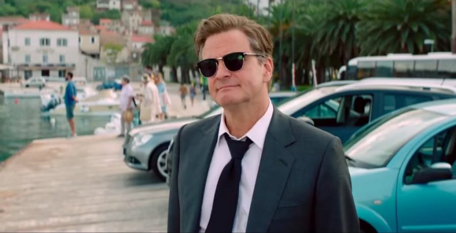 Sunglasses Colin Firth in Mamma Mia ! Here We Go Again (2018)