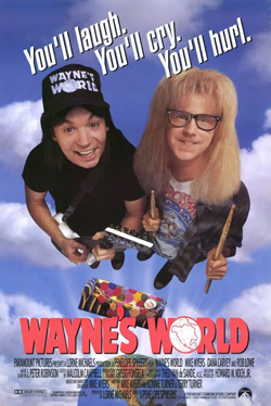 Wayne's World products
