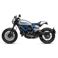 Motorcycle Tom Hardy in Venom (2018)