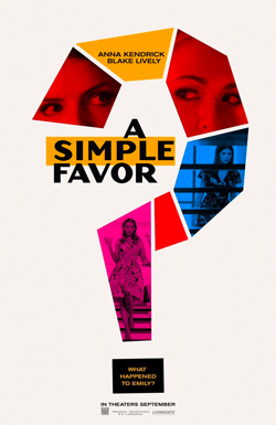 A Simple Favor products