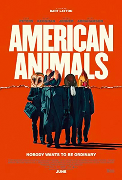 Buy American Animals (2018) products