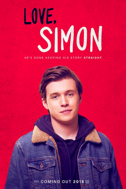 Love Simon (2018) products