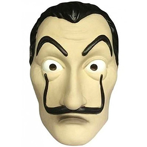 Salvador Dali Mask from La casa de papel