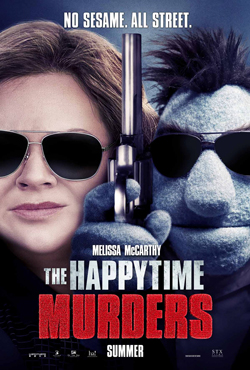 The Happytime Murders products