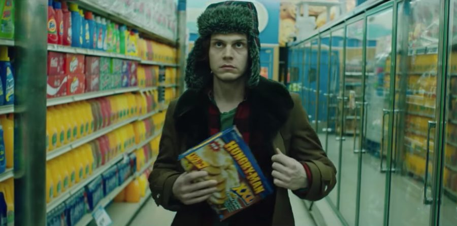 Trapper hat Evan Peters in American Animals (2018)