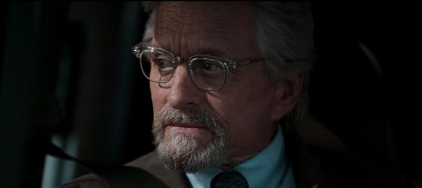 Eyeglasses Michael Douglas in Ant-Man and the Wasp (2018)