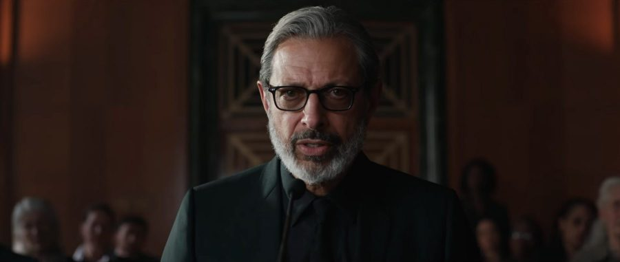 Glasses Jeff Goldblum in Jurassic World: Fallen Kingdom (2018)
